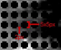 put pixels