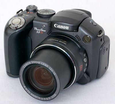 canon powershot s3