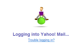 yahoo beta bouncing ball